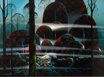 Beyond Paradise (Key West, Florida) Limited Edition Print by Eyvind Earle