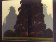Autumn 1981 Limited Edition Print by Eyvind Earle - 1