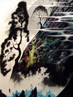 Radiant Splendor AP 1990 Limited Edition Print by Eyvind Earle