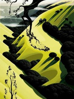 High Country Valley 1997 Limited Edition Print - Eyvind Earle