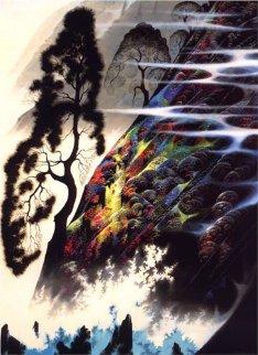 Radiant Splendor 1990 Limited Edition Print - Eyvind Earle