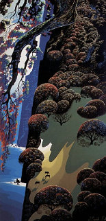 Enchanted Coast 1970 Limited Edition Print by Eyvind Earle