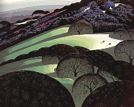 Spring 1981 Limited Edition Print by Eyvind Earle - 0