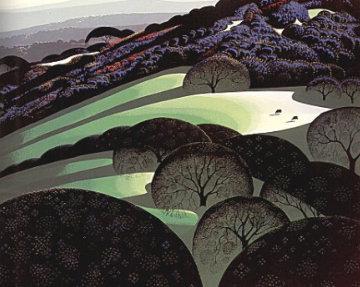 Spring 1981 Limited Edition Print - Eyvind Earle