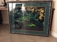 Symphonic Fantasy 1990 Limited Edition Print by Eyvind Earle - 1