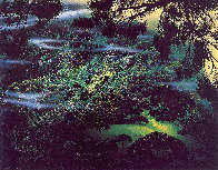 Symphonic Fantasy 1990 Limited Edition Print by Eyvind Earle - 0