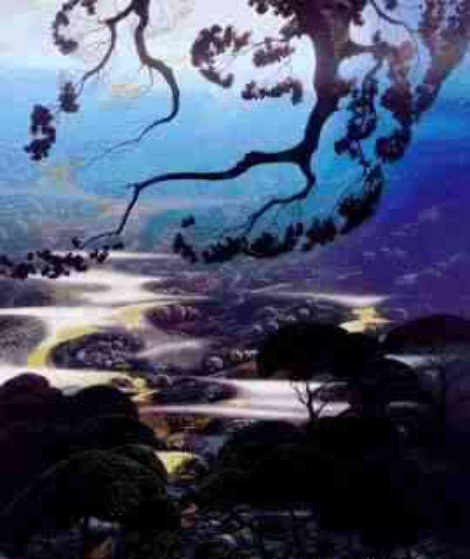 Day's  End Limited Edition Print by Eyvind Earle