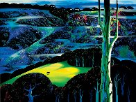 A Touch of Magic HC 1997 Limited Edition Print by Eyvind Earle - 0