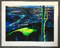 A Touch of Magic HC 1997 Limited Edition Print by Eyvind Earle - 1
