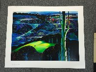 A Touch of Magic HC 1997 Limited Edition Print by Eyvind Earle - 2