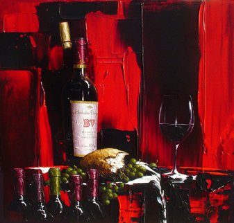 Simple Pleasures Embellished AP 2006 Limited Edition Print by Thomas Easley