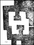 La Nuit 1976 Limited Edition Print - Eduardo Chillida