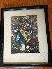 Untitled Painting 1950 11x9 Original Painting by Camilo Egas - 1