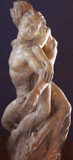 Rapture Bronze Sculpture 1997 37 in Sculpture by Martin Eichinger