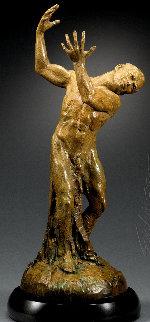 Weight of the World Bronze Sculpture 2005 29 in Sculpture by Martin Eichinger