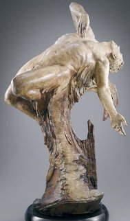 From the Heart Bronze Sculpture 2003 60 in  Sculpture - Martin Eichinger