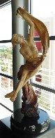 Sailaway Bronze Sculpture 2006 38 in Sculpture by Martin Eichinger - 3