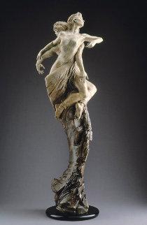 Rapture Bronze Sculpture 2004 56 in Sculpture by Martin Eichinger