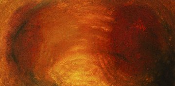 Eternity in Flames 36x72  Original Painting - Shirley Eikhard