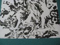 Jardin De Luxembourg I 1977 Limited Edition Print by Elaine De Kooning - 2