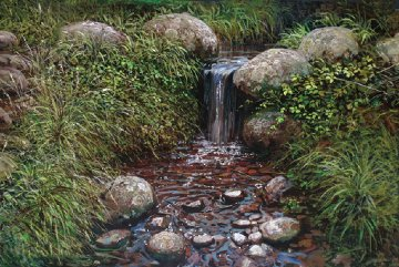 Rivulet 1977 Limited Edition Print by Peter Ellenshaw