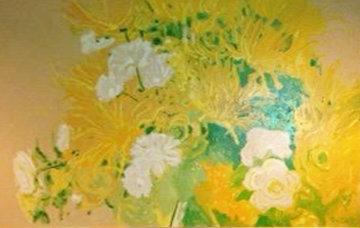 Athena 49x73 Original Painting - Russ Elliott