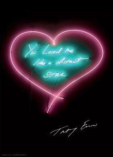 Complete 7 Poster Collection  HS 2015 Limited Edition Print - Tracey Emin