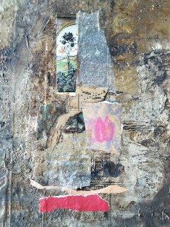 Fantasme Romantique 23x27 Original Painting by Nissan Engel