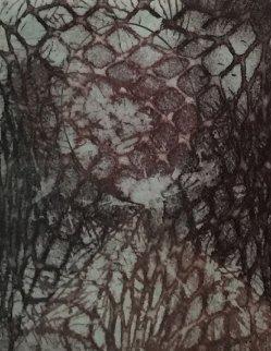 Zu: Samuel Beckett 1967 Limited Edition Print by Max Ernst