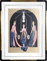Three Graces 1983 Limited Edition Print by  Erte - 1