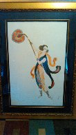 Balinese 1990 Limited Edition Print by  Erte - 1