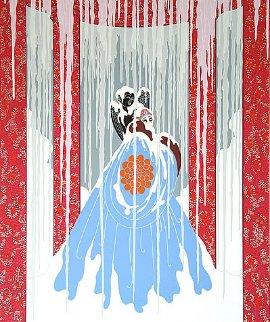 Loves Captive 1982 Limited Edition Print -  Erte