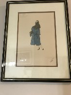 Tres Chic 1950 (Early) Limited Edition Print by  Erte - 1
