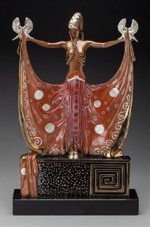 Venus  Bronze Sculpture 1987 24 in Sculpture by  Erte