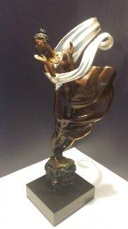 Summer Breeze Bronze Sculpture 1987 22 in Sculpture -  Erte