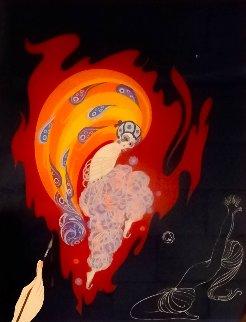 Oriental Tale  1982 Limited Edition Print -  Erte