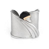 Tempest Cuff Bracelet Jewelry by  Erte - 2