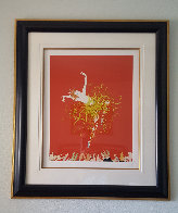 Applause 1983 Limited Edition Print by  Erte - 2