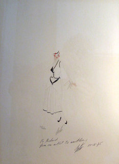 Renee 1975 Limited Edition Print by  Erte
