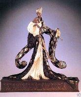 Rigoletto Bronze Sculpture  1988 19 in Sculpture by  Erte - 0