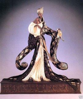 Rigoletto Bronze Sculpture  1988 19 in Sculpture -  Erte