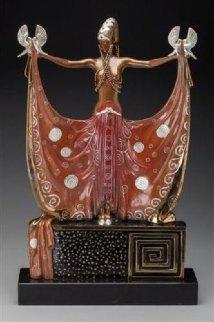 Venus Bronze Sculpture AP 1987 24 in Sculpture by  Erte