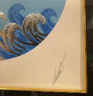 Statue of Liberty Suite of 2 1986 Limited Edition Print by  Erte - 6