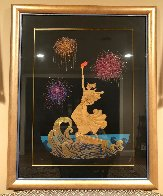 Statue of Liberty Suite of 2 1986 Limited Edition Print by  Erte - 3