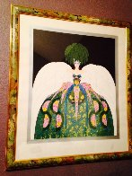 Copacabana  1983 Limited Edition Print by  Erte - 1