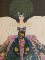 Copacabana  1983 Limited Edition Print by  Erte - 2