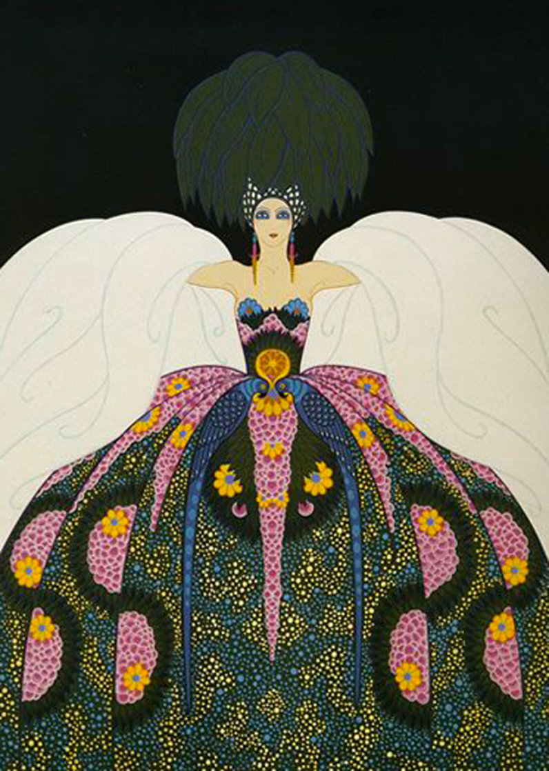 Copacabana  1983 Limited Edition Print by  Erte