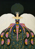 Copacabana  1983 Limited Edition Print by  Erte - 0