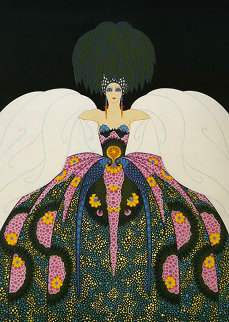 Copacabana  1983 Limited Edition Print -  Erte