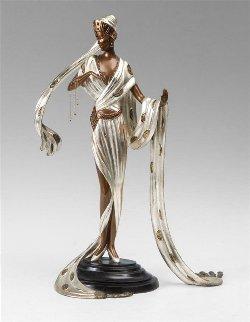 Scheherezade Bronze Sculpture 1990 19 in Sculpture by  Erte